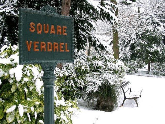 Руан - сквер Вердрель (Square Verdrel)
