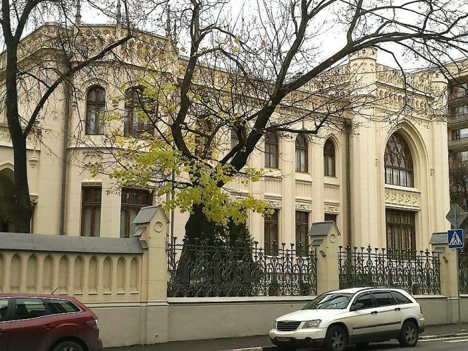 Дом, где жила булгаковская Маргарита