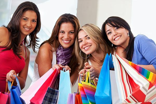 шопинг терапия, шоппинг