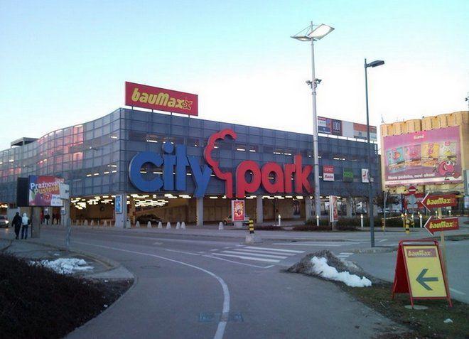 Торговый центр Citypark