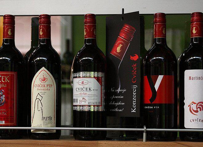 Вино Cvicek