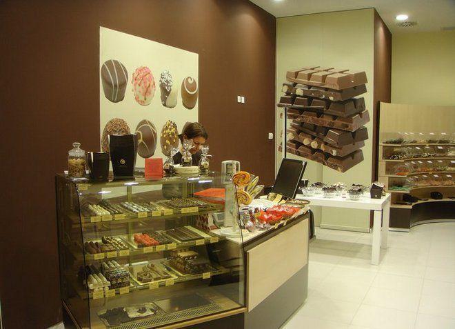 Магазин сладостей Cukrcek