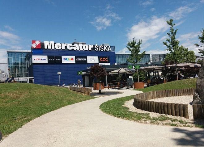 Торговый центр Mercator