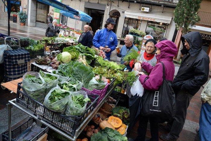 На рынках Андорры