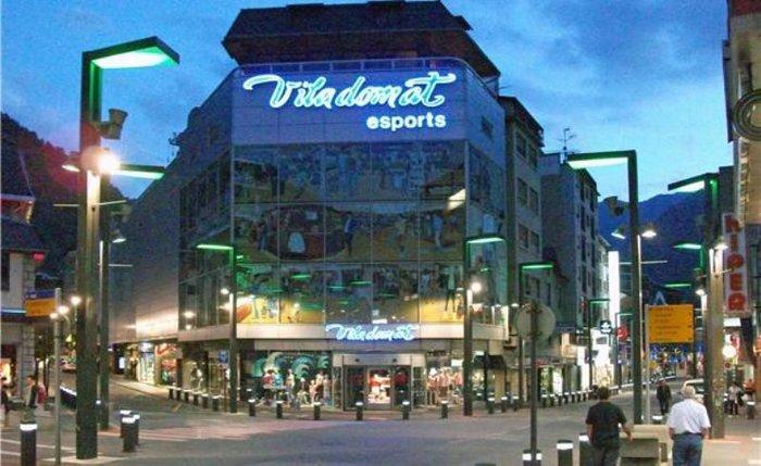 Популярные магазины Андорры