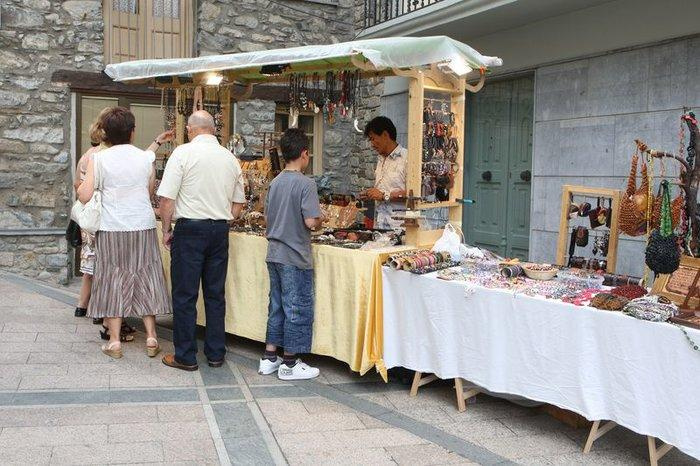 Рынки в Андорре