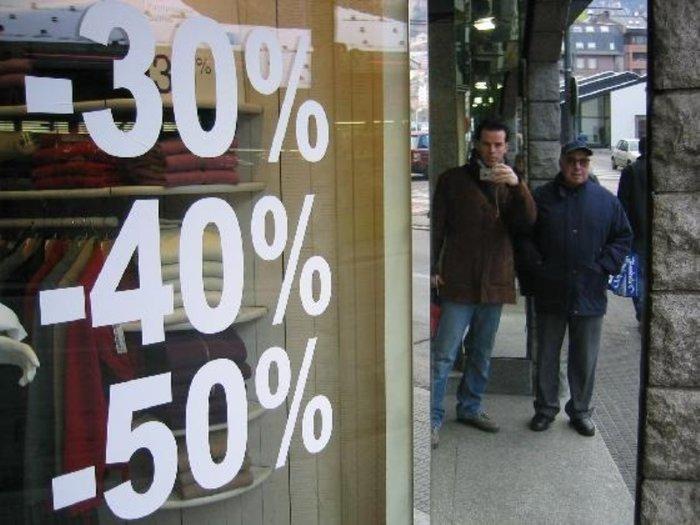 Сезон распродаж в Андорре