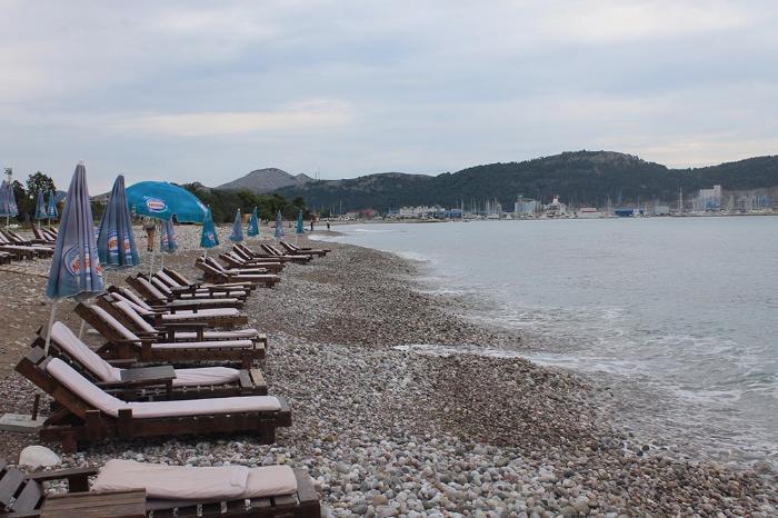 Королевский пляж Бар, Черногория
