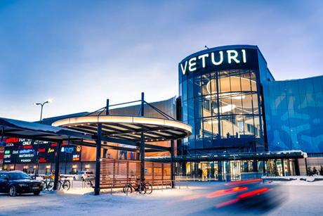 Торговый центр Veturi в Коувола