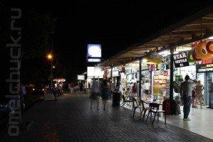 Ночной Кириш (Турция)