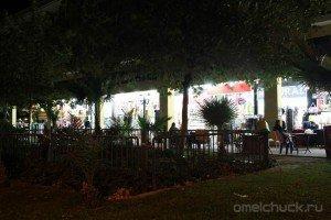 Ночной Кириш (Kiris - Turkey)