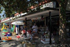 Один из магазинов Кириша (Турция)