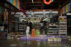 Магазин чая и сладостей в Кирише (Турция)