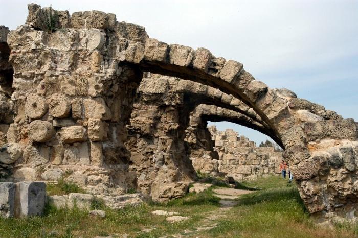 Руины Саламиса, Фамагуст.jpg
