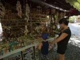 Сувенирные лавки в Алании
