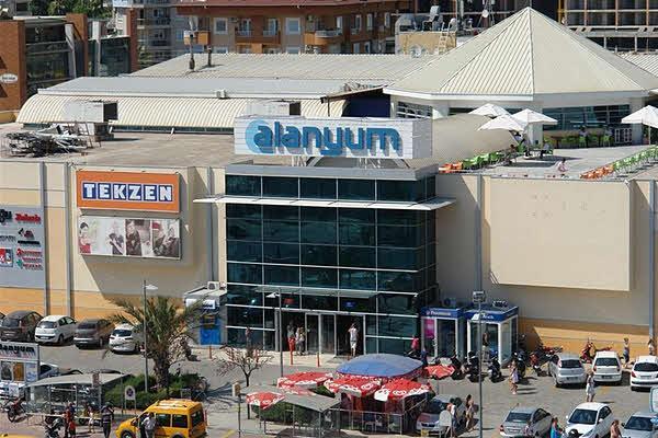 ТРЦ Alanyum активный шоппинг в Аланье в ТРЦ