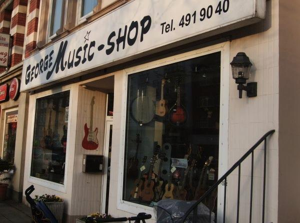 George's Music Shop