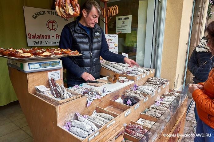 Что попробовать в Эльзасе: кухня и вино