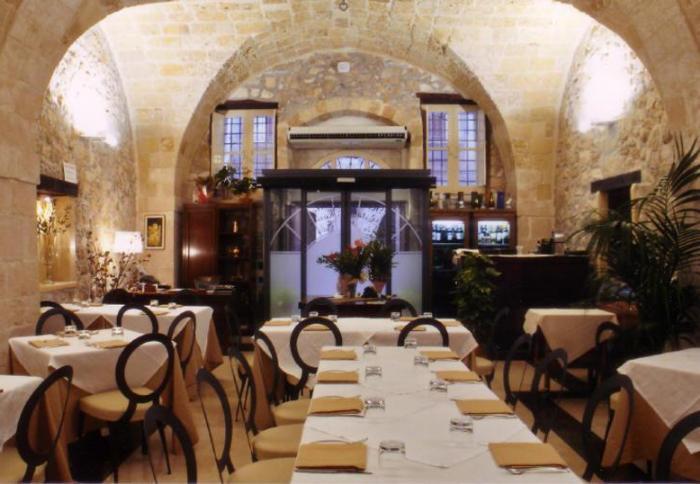 Сиракузы, ресторан Porta Marina