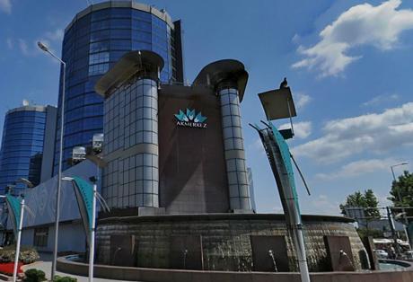 Торговый центр Akmerkez