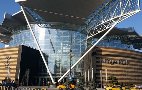 Торговый центр İstinye Park