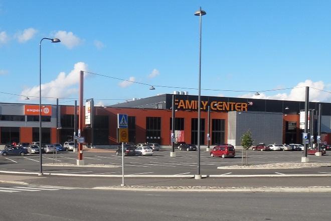 Торговый центр Family Center. Фото: wikimapia.org
