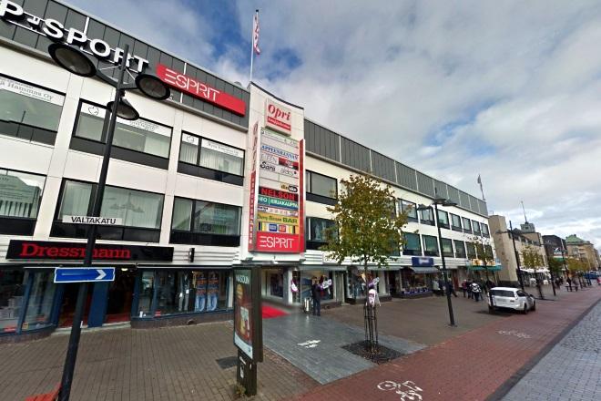 Торговый центр Opri. Фото: google.com