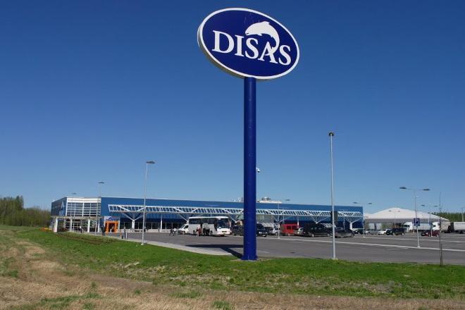 Рыбный магазин «Disa's Fish». Фото: panoramio.com
