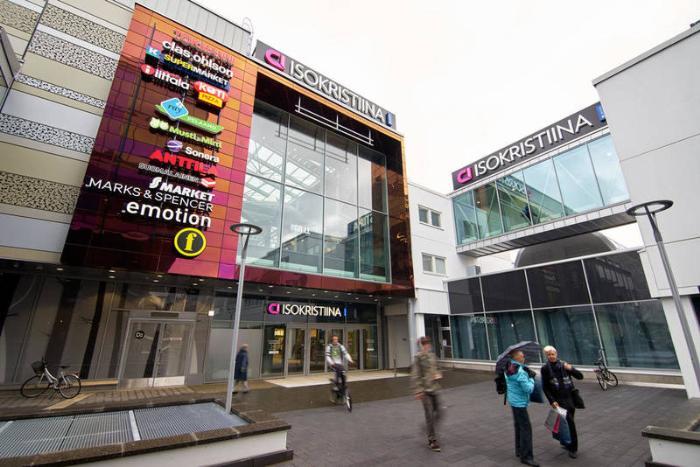 Торговый центр IsoKristiina