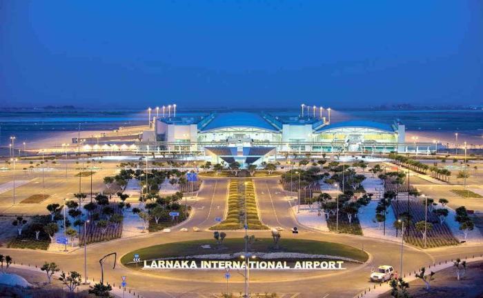 Международный аэропорт Ларнаки, Кипр