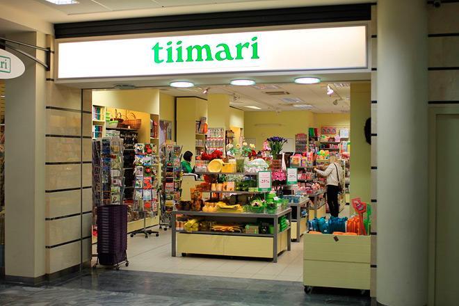 Магазин Tiimari