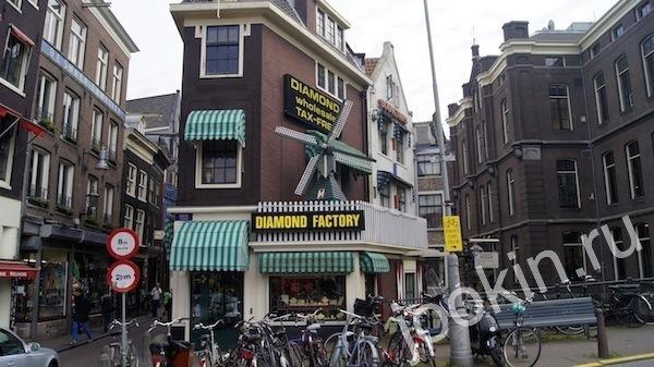 блошиные рынки в амстердаме