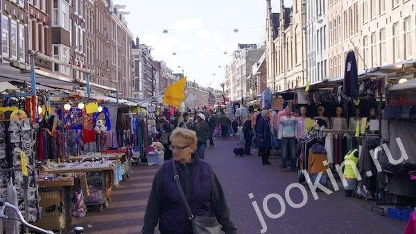 шоппинг в амстердаме цены