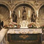 Базилика Святого Антония в Падуе, внутреннее убранство