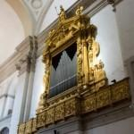 Базидика Санта Джустины в Падуе, внутренее убранство