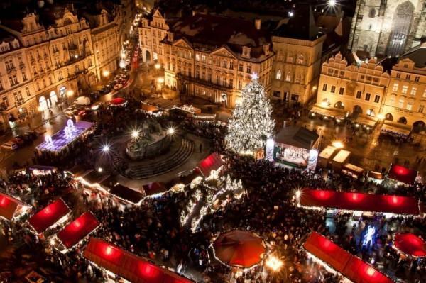 Распродажи в Праге