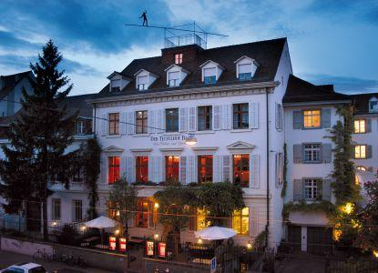 Отель Gast - und Kulturhaus Der Teufelhof Basel