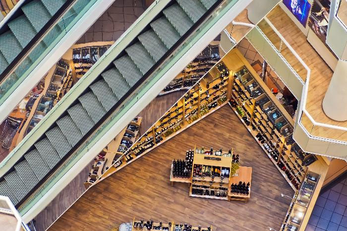торговые центры в Инсбруке