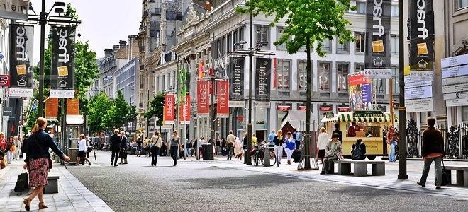 Шоппинг в Бельгии