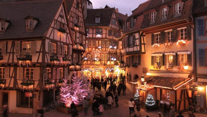 Рождественский рынок Берн