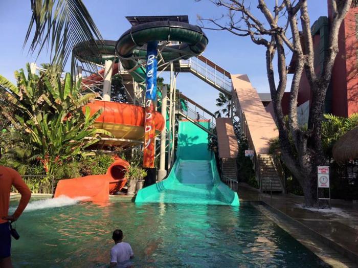 Waterbom аквапарк
