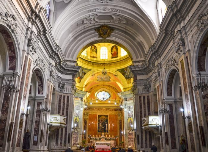 Basilica dell'Immacolata a Catanzaro