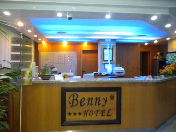 Бенни отель