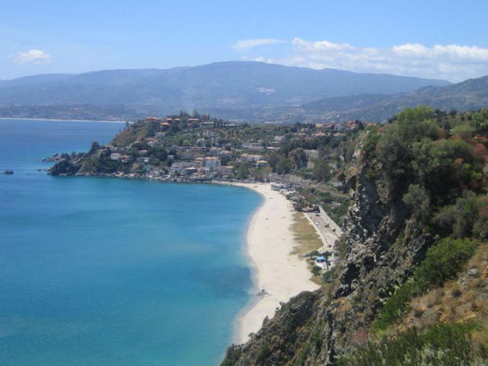Пляжи в Катандзаро
