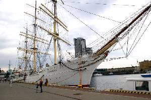Корабль-музей Дар Поморья