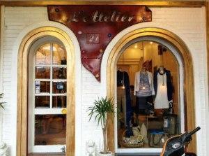 Магазин L'Atelier