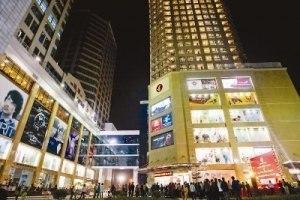 Торговый центр Vincom City Tower