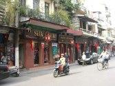 Самые известные торговые улицы Ханоя