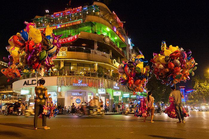 Шоппинг в Ханой