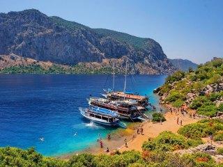 Туры в Мармарис (Турция) на 7 ночей, отели 5* все включено от 63 284 руб за ДВОИХ — июнь, июль